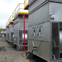 orres de Resfriamento, Condensadores Evaporativos e Resfriadores de Fluídos